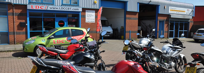 Motorcycle Lessons Tamworth